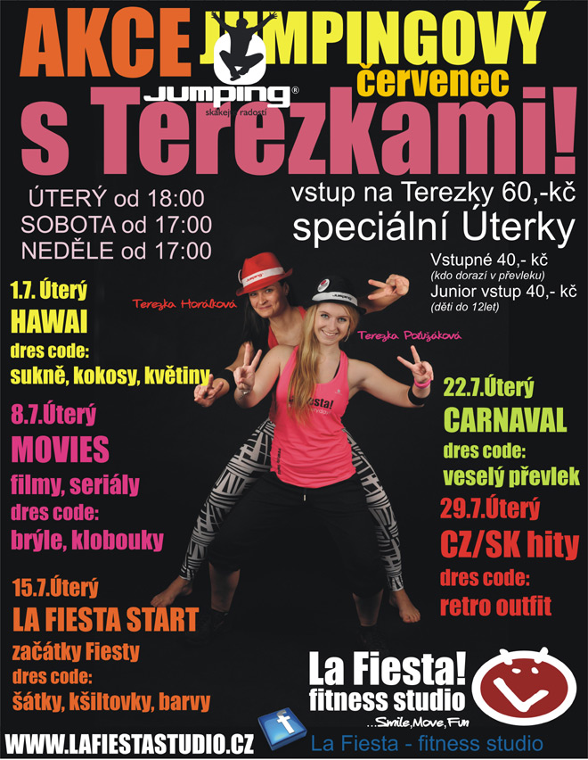 Terezky Jumping